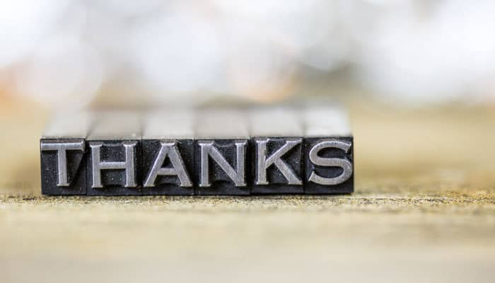 Business Thank You Cards - The Power of Appreciation Goes a Long Way