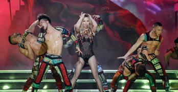 Britney Spears Debuts New Show At Planet Hollywood Resort & Casino
