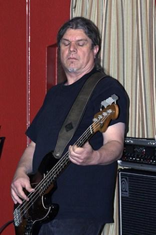 Bassist Bruno