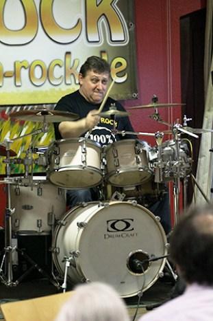 Schlagzeuger Waldi