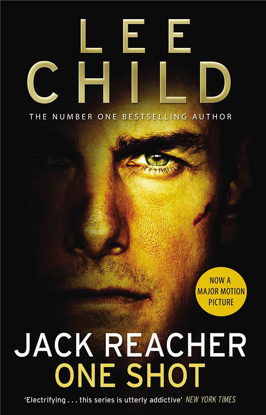 Lee Child: Legendary Late Bloomer