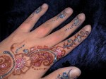 Glitter-Mehndi-Design-For-Back-Hand