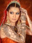 Bridal Mehndi Latest Designs Trend 2012