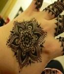 Mehndi tattoo designs for Eid 2012