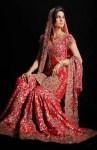 Pakistani Bridal Sharara Dresses