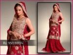 Rizwan Moazzam Bridal Collection 2012