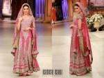 Bridal dress by nomi ansari for walima