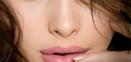 Light pink lipstick for fair skin