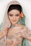 Smoky bridal eye makeup trends