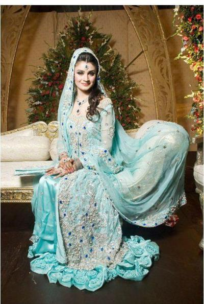 Bridals & Grooms Styles: Latest Pakistani Bridal Fancy ...