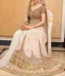 white bridal lehnga designs