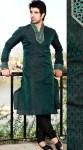 Green kurta pajama fashion in pakistan