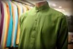 Green kurtas for men