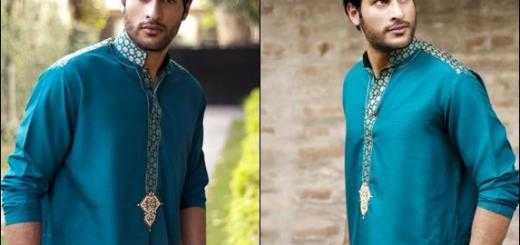 Kurta designs green