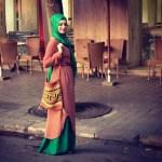 Hijab styles for muslim girls