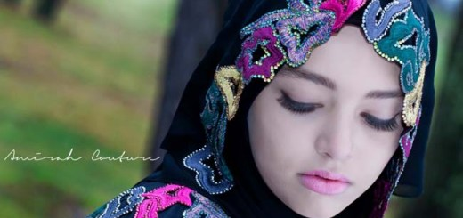 Islamic Hijab Fashion and Trends 2013