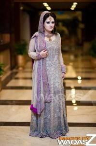 Bridal walima dresses 2013