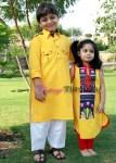 Kids kurta designs in Pakistan