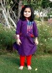 Pakistani kids kurta designs