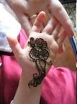 Kids mehndi designs for eid