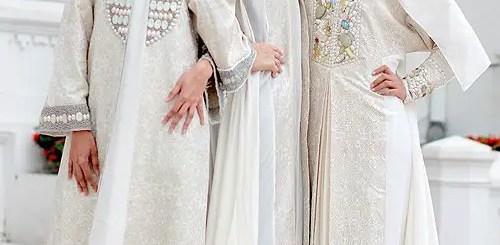Muslim bridal dresses 2013