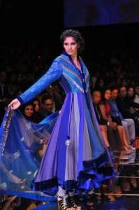 Pakistani designers formal party wear dresses