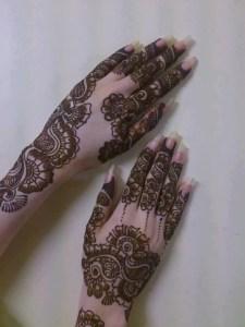 Henna designs for eid 2013