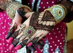 Designers bridal henna designs 2013