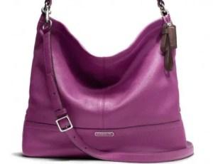 Coach Park hobo beautiful bags for women