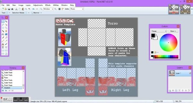 How To Make A Roblox Shirt - Ultimate Guide - Latest Blog