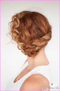 Curly Hairstyles And Braids - LatestFashionTips.com