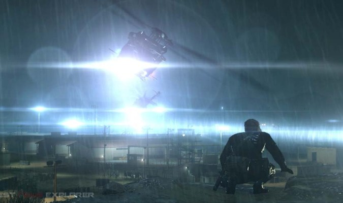 MGS Ground Zeroes (2)