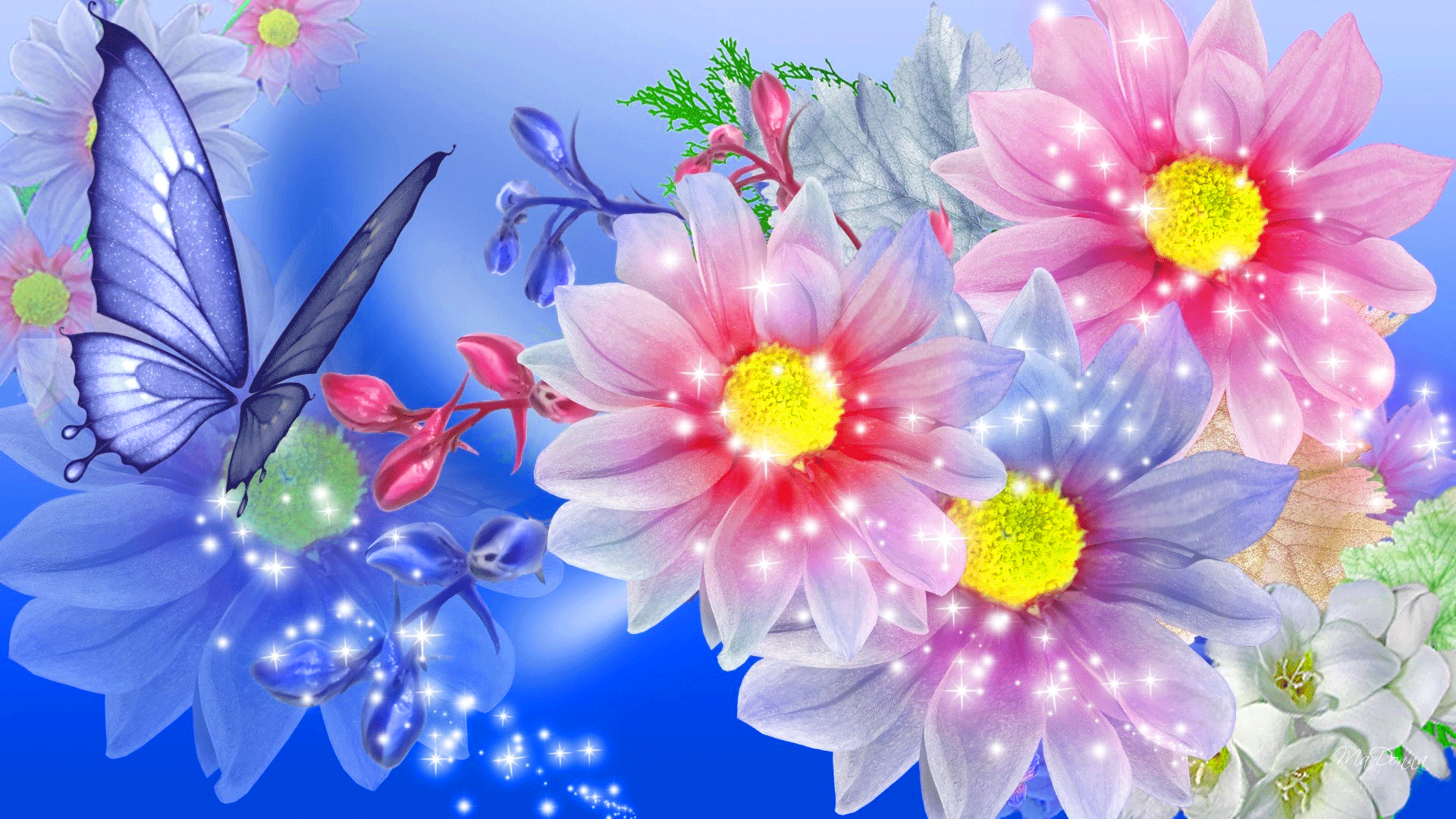 Fantasy Phone Wallpaper Woth Quote Pics Of Beautiful Flowers For Whatsapp Dp Impremedia Net