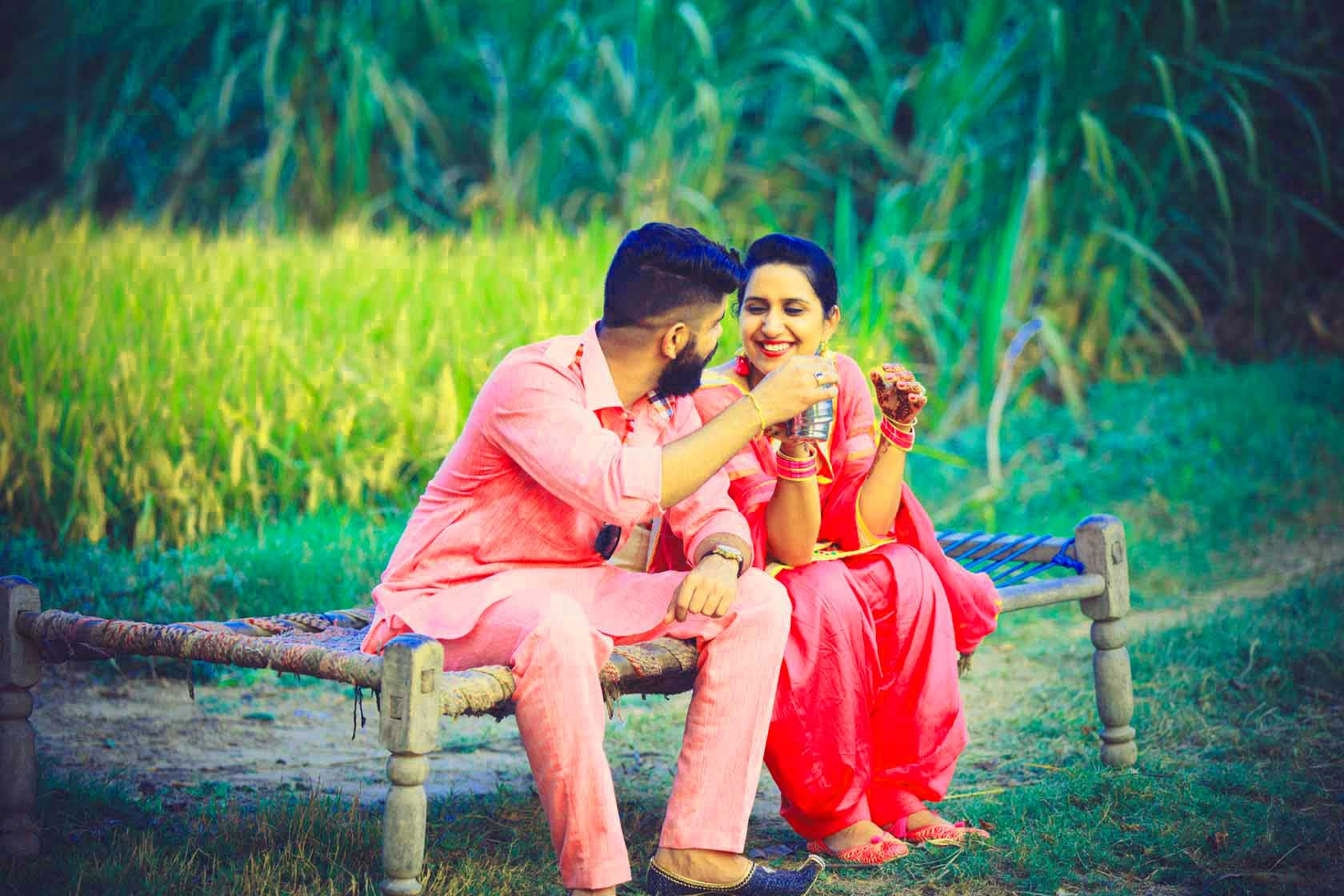 Cute Couple Hd Wallpapers With Quotes In Hindi 112 Punjabi Couple Wedding Images Wallpaper Photo Free