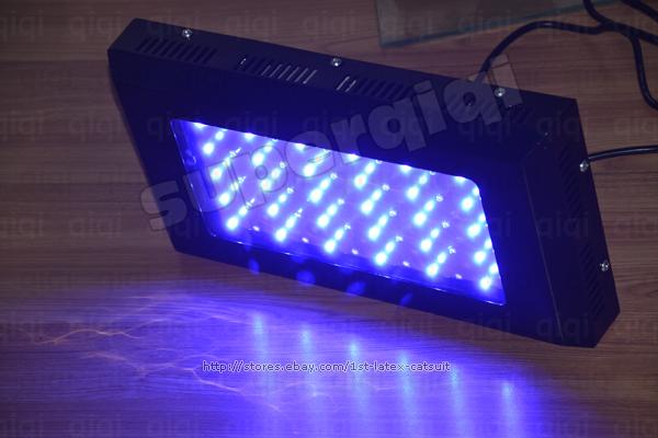 1x120w LED Aquarium Tank Light Marine Coral Reef Fish Grow Light