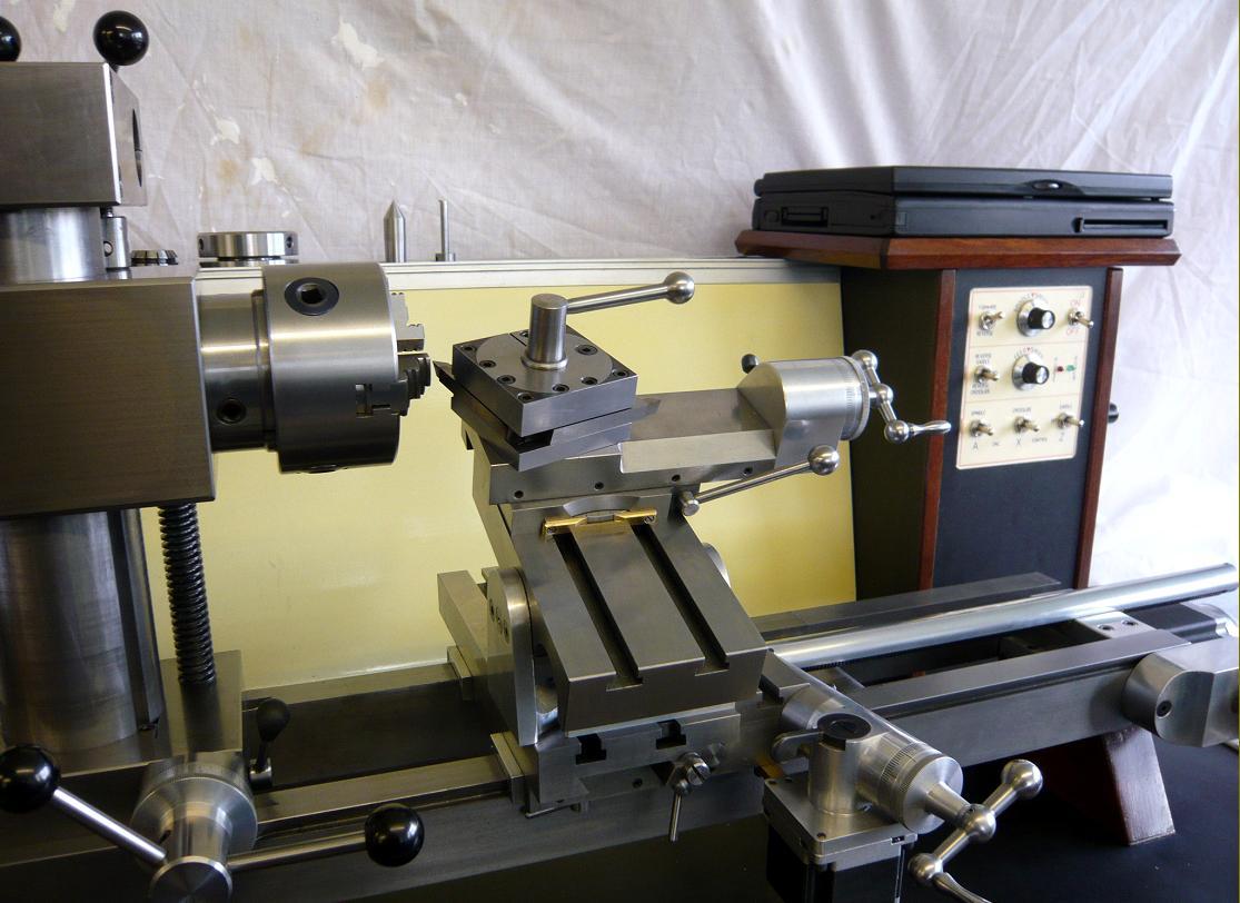 Stepperhead Machine