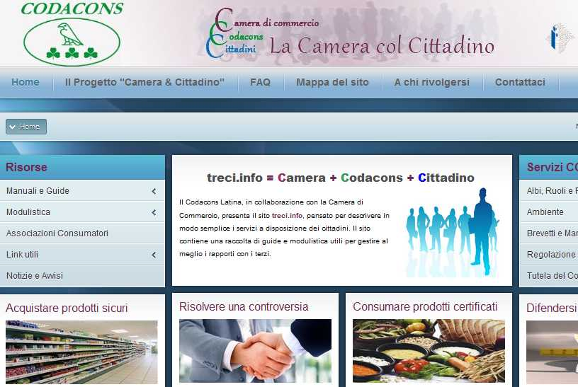 treci-info-codacons-camera-commercio-latina