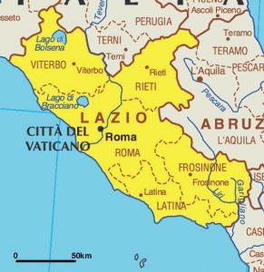 mappa-regione-lazio