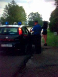 Controllo anti-prostituzione Sabaudia