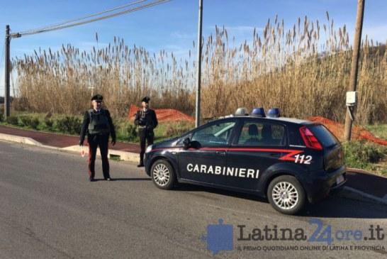 Furti di auto, tre arresti dei carabinieri a Gaeta
