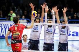Top Volley, spettacolo al PalaBianchini ma Perugia è troppo forte