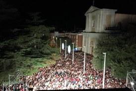FOTO Pienone a Cisterna per il concerto di Loredana Bertè