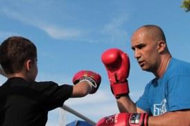 Boxe Latina riparte con professionisti, dilettanti e bambini