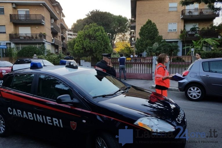 carabinieri-omicidio-via-palermo-latina-latina24ore