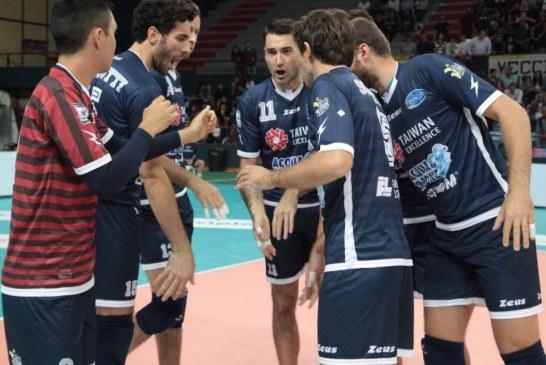Top Volley sconfitta in quattro set a Bari