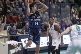 Basket, battuta d'arresto per la Benacquista sconfitta a Siena 100-89