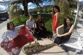 Dal Portogallo a Latina, il tango del Gaya Quintet