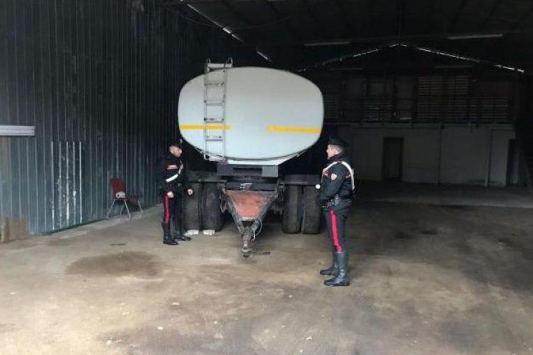carabinieri-gasolio-furto-aprilia