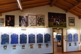 A Latina fa tappa il Museo del Calcio di Coverciano