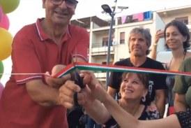 VIDEO Ecco la passerella per disabili al lido di Latina. Nonno Vincenzo: Per realizzarla ho chiesto un prestito